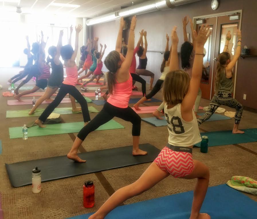 Preteen Yoga With Yogival