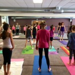 Preteen and Teen Yoga Class 3
