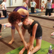 Yogival Preteen and Teen Yoga Series for Girls