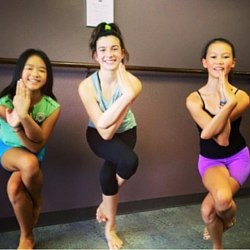 Benefits of Preteen Yoga Yogival